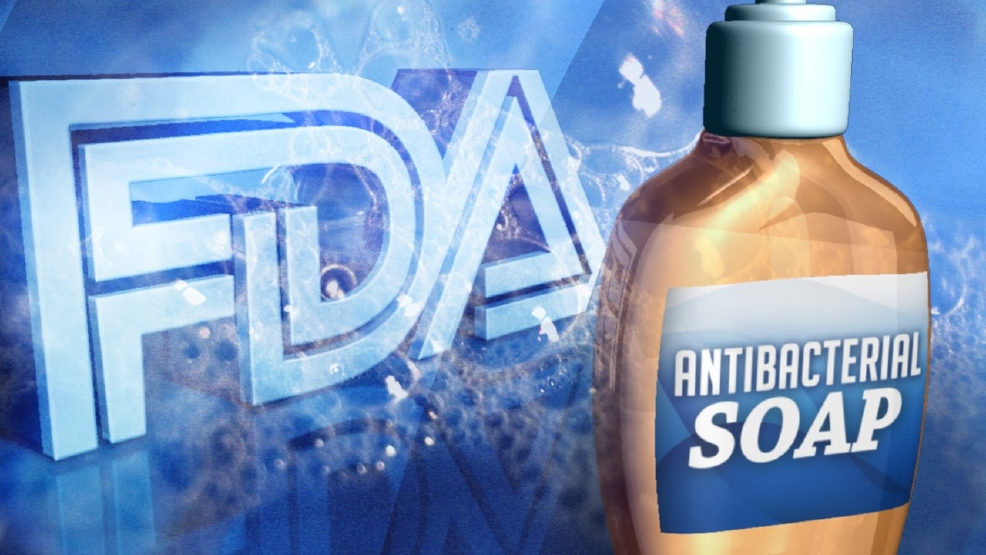 Antibacterial Soap You Re Using Proven To Be No Better