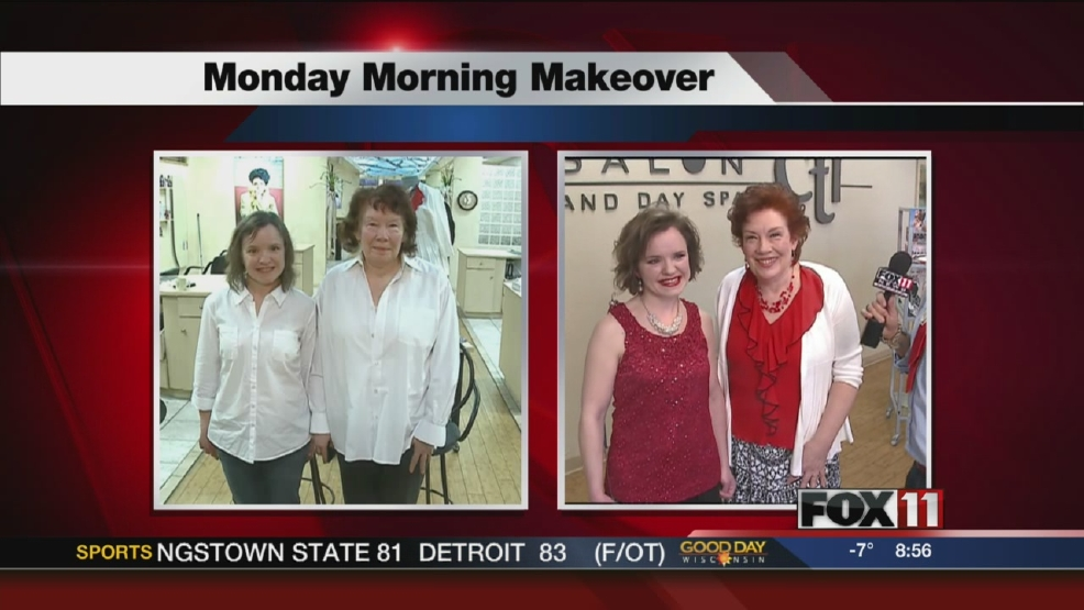 christine jennifer makeover