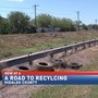 'Road to Recycling' initiative aims to reduce illegal tire dumping in the RGV