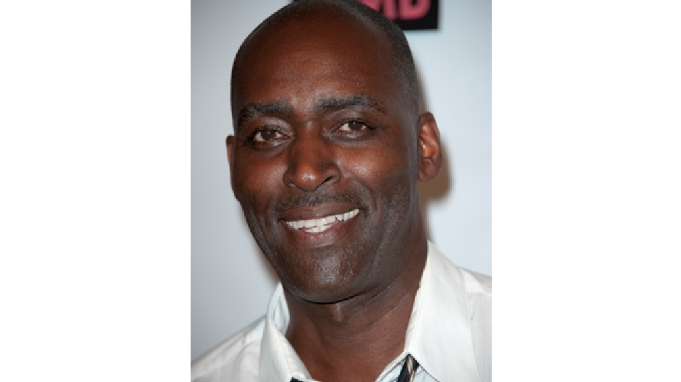 In this Oct. 6, 2012 photo, actor Michael Jace attends WordTheatre presents Storytales at Ford Amphitheatre in Los Angeles. (Photo by Richard Shotwell/Invision/AP)