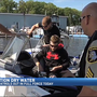 Marine patrols increasing this week as more people heading onto the water
