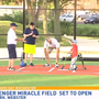 Challenger Baseball celebrates grand opening of Miracle Field