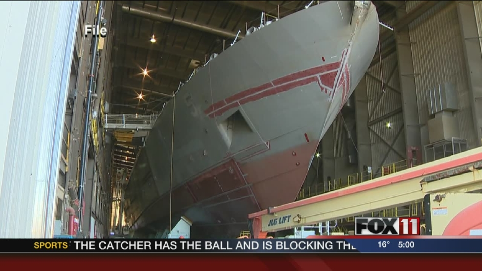 Defense budget proposal could impact LCS program