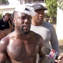Comedian, actor Kevin Hart runs Hood to Coast Relay