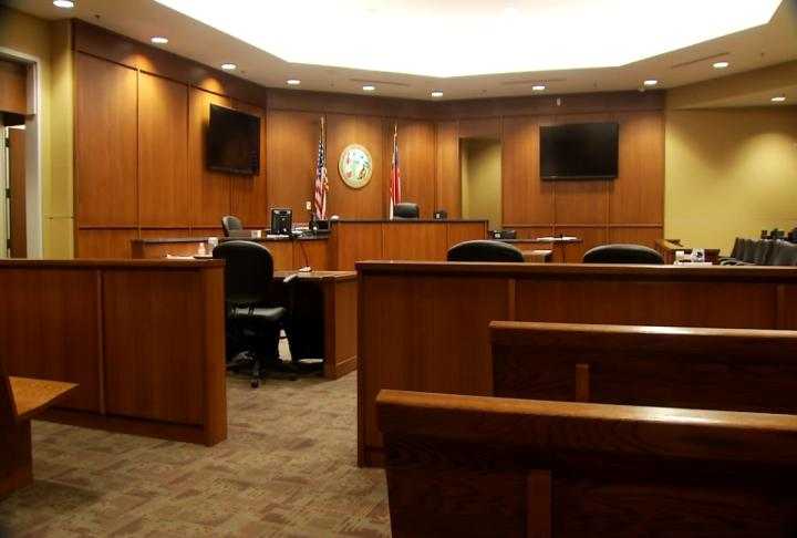 Its the actions taken in a courtroom, from a felony conviction, to a substance abuse order, or involuntary commitment and once there is a court ruling get entered by a clerk of court into NICS. (Photo Credit: WLOS Staff)<p></p>