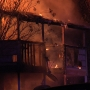 Overnight fire destroys apartment building, at least 35 displaced