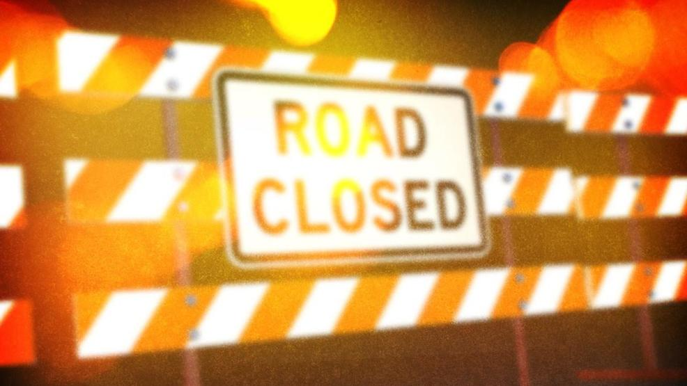 Downtown Asheville street to be closed for repair for a portion of the weekend