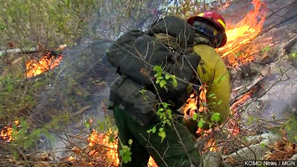 Utah sees mild wildfire season in 2015