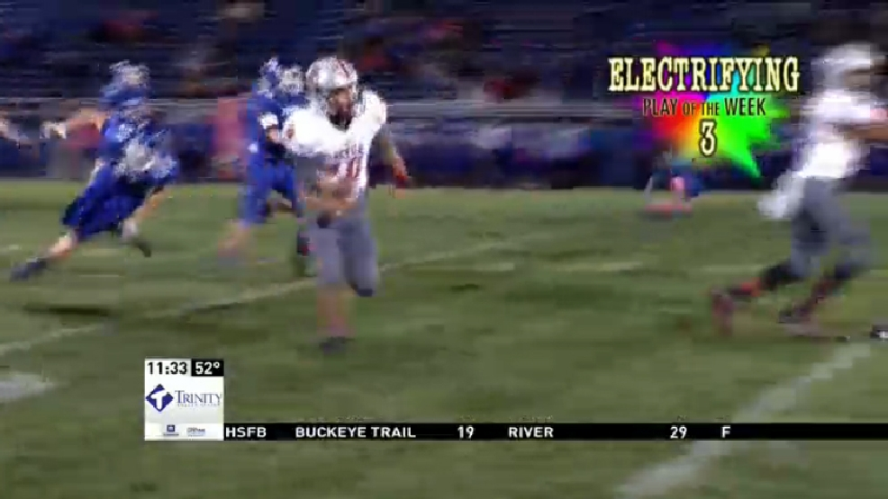 10.23.15  Electrifying Play of the Week