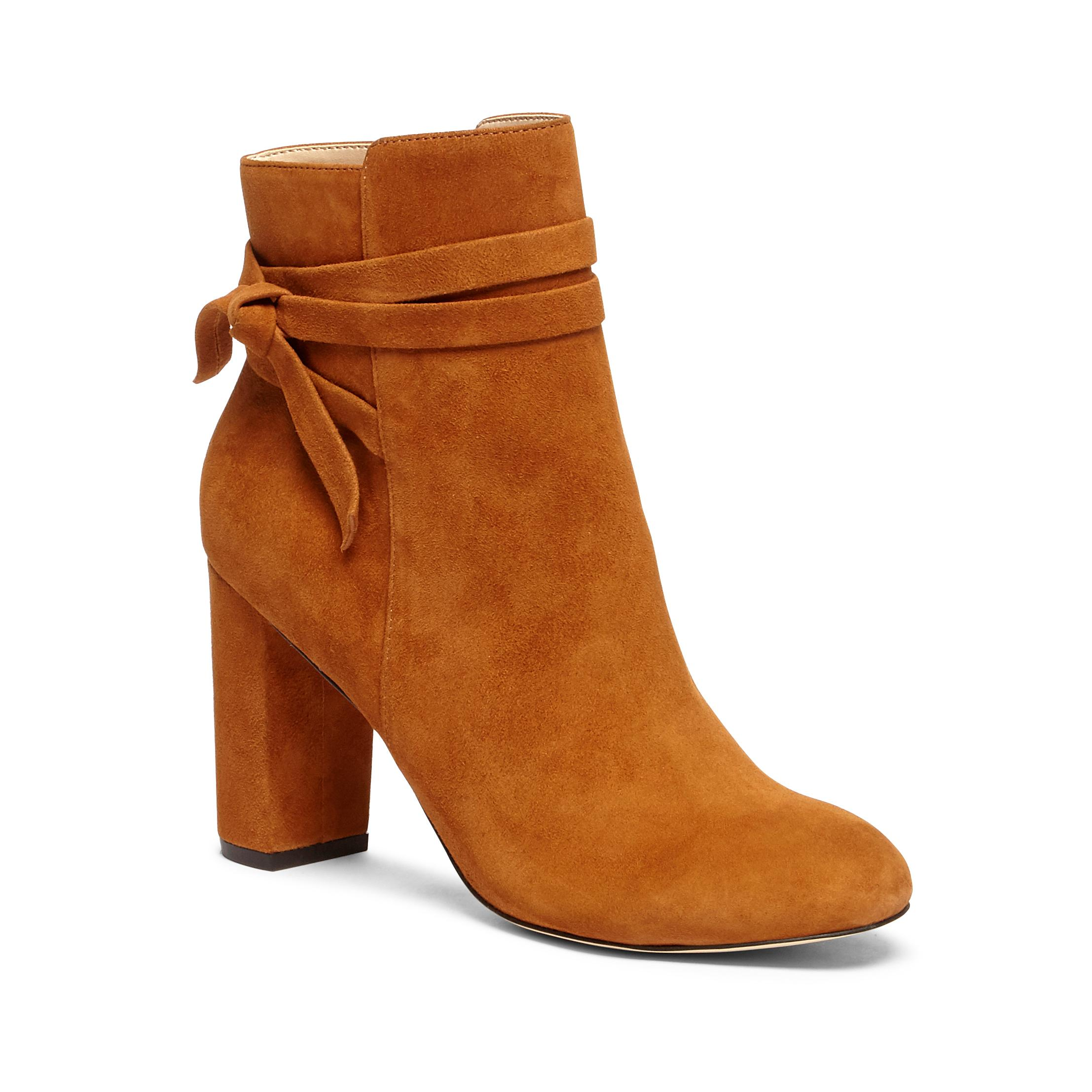 Sole Society Flynn Bootie – on sale for $43.98 // Solesociety.com (Photo courtesy: Sole Society)<p></p>