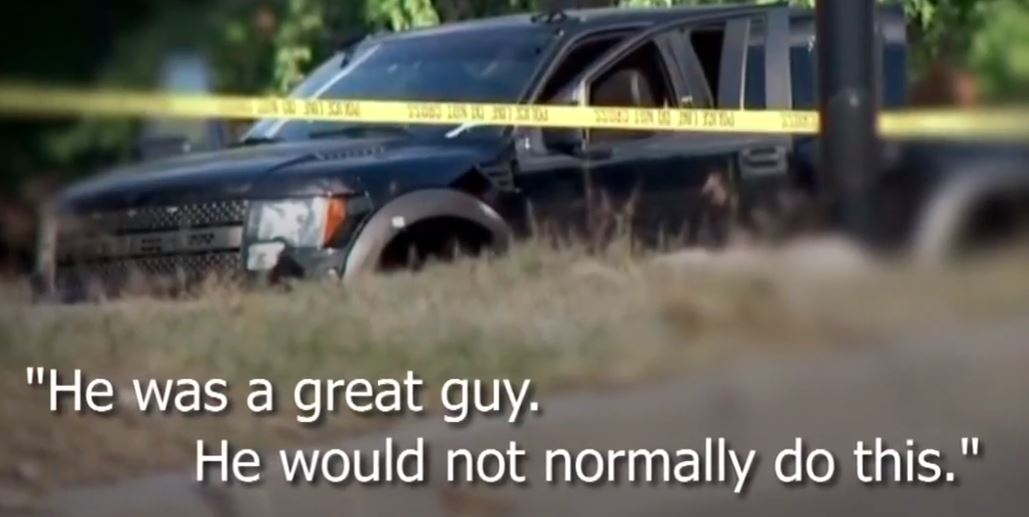 AP: Utah cops tipped before man shot ex-girlfriend in Sandy. (Photo: KUTV)