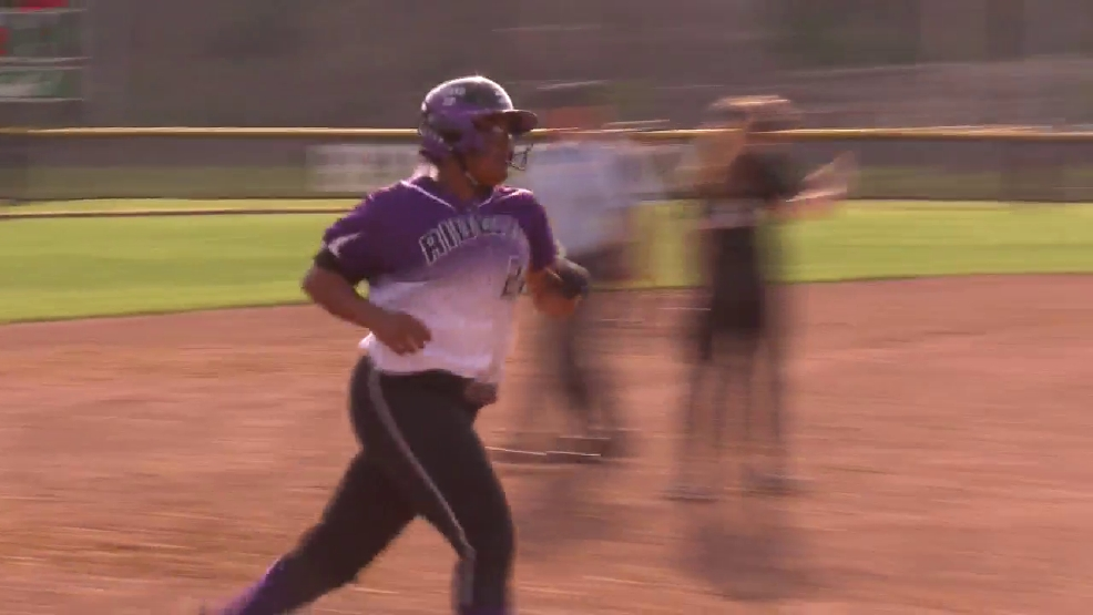 4.26.16 Video- Martins Ferry and St. Clairsville advance to OVAC 4A softball final