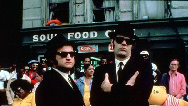 The Blues Brothers opened on June 20, 1980. It took in $4,858,152. The film in total grossed for a total of $115,229,890. By genre, it is the ninth-highest grossing musical and the tenth-highest earner among comedy road movies.