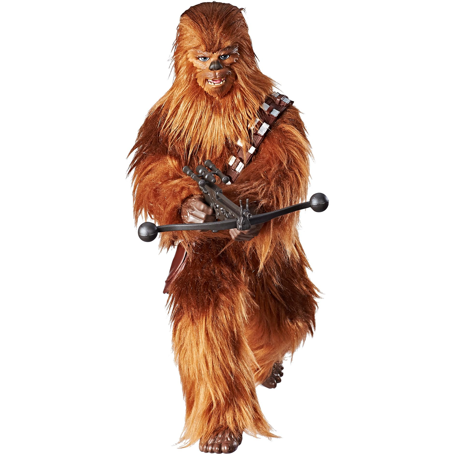 STAR WARS FORCES OF DESTINY ADVENTURE: Chewbacca (Photo: Hasbro)<p></p>