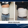 18-year-old arrested after drugs were found strapped to his body at El Paso bridge