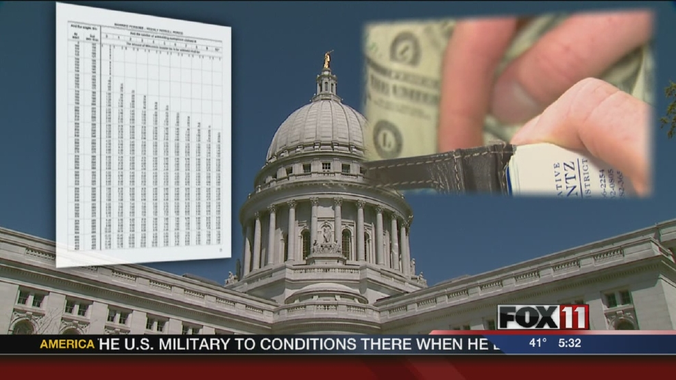 Multiple Views: Tax withholding changes could make your checks bigger