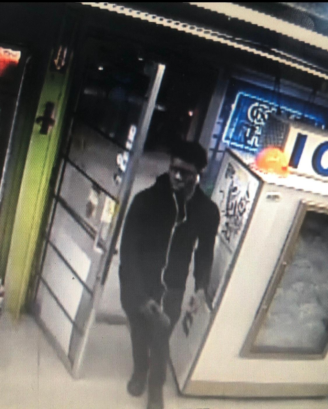 (MPD) MPD now needs the public's help identifying and locating the male suspect seen in this photo. This will be the suspect involved in this homicide. If anyone can identify or know his whereabouts, please call (251)208-7211. You can remain anonymous.