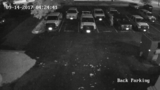 VIDEO: Suspect rummages through vehicles in parking lot before driving away in one
