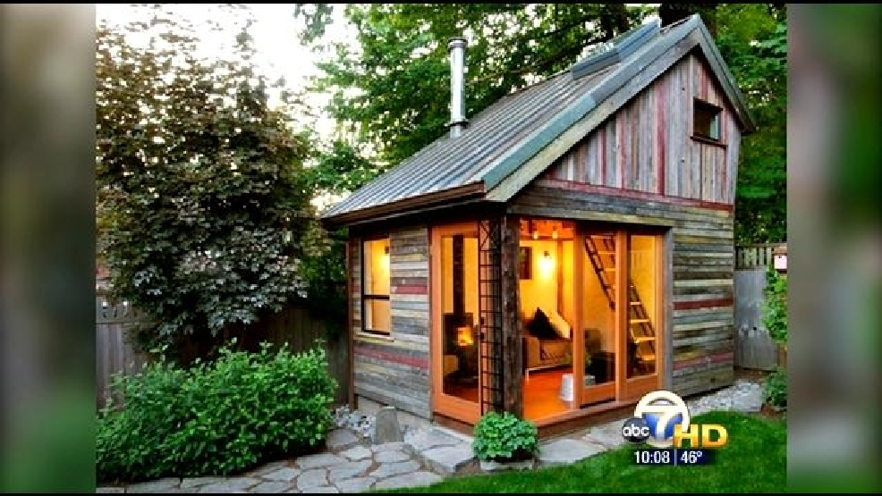 Tiny Homes How Arkansans are living large in smaller houses KATV