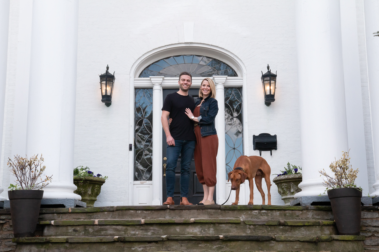 Andrew and Jessie Salzbrun / Image: Elizabeth Lowry // Published: 5.12.19