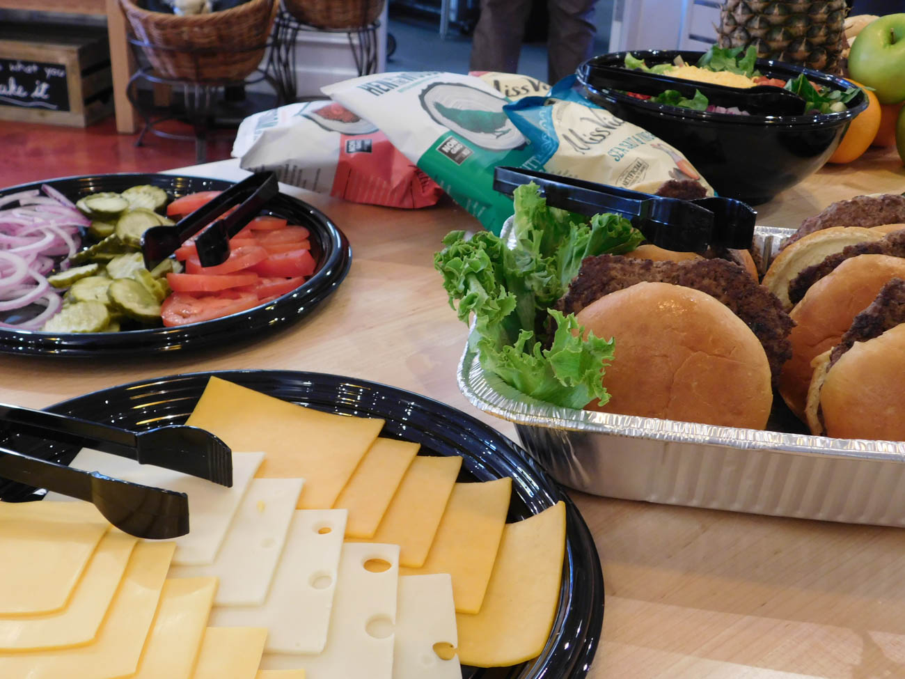 <p>RiverCenter Catering started in early 2019. They can provide anything from a burger bar, to breakfast pastries, to fine dining, to boxed salads and sandwiches for your event, thanks to the diverse cuisine behind their three food venues. / Image courtesy of RiverCenter Entertainment // Published: 6.20.19</p>