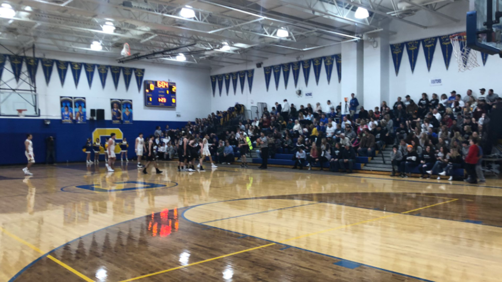 1.22.19 Highlights: Edison vs. Steubenville Central - boys basketball