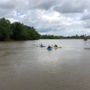 Rain causes a slow start for Danville boat rental's opening day