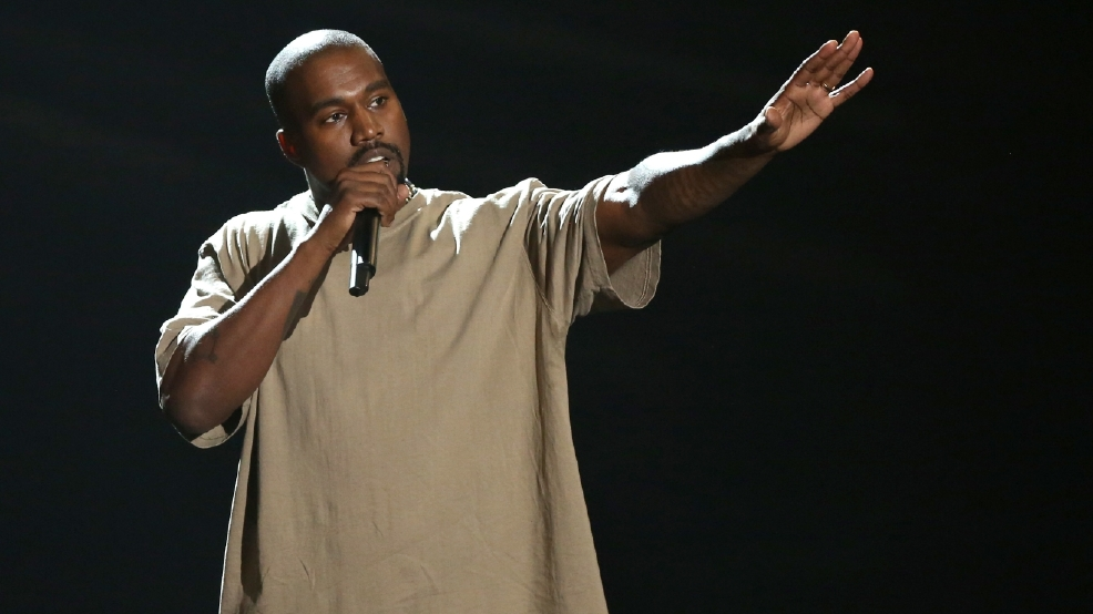 Kanye West sued by Hungarian musician over 'New Slaves' song