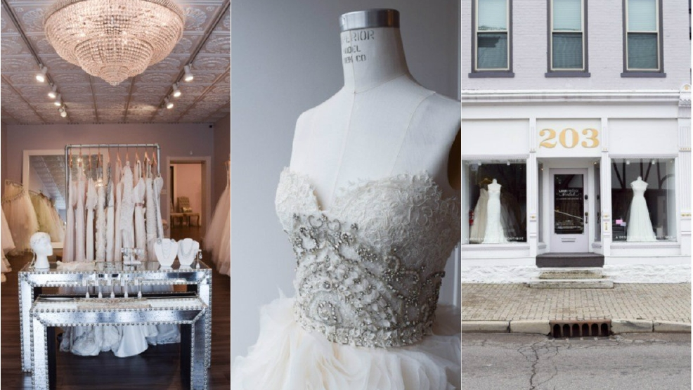 LUXEredux Bridal Has The Wedding Dress Shopping Experience You Want ...