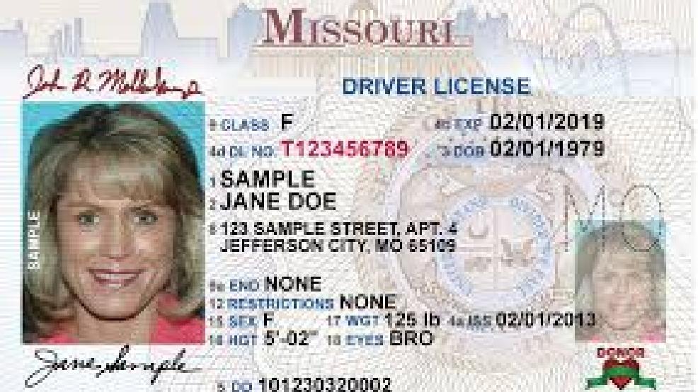 Gov nixon says missouri should repeal real id ban news for Missouri fishing license