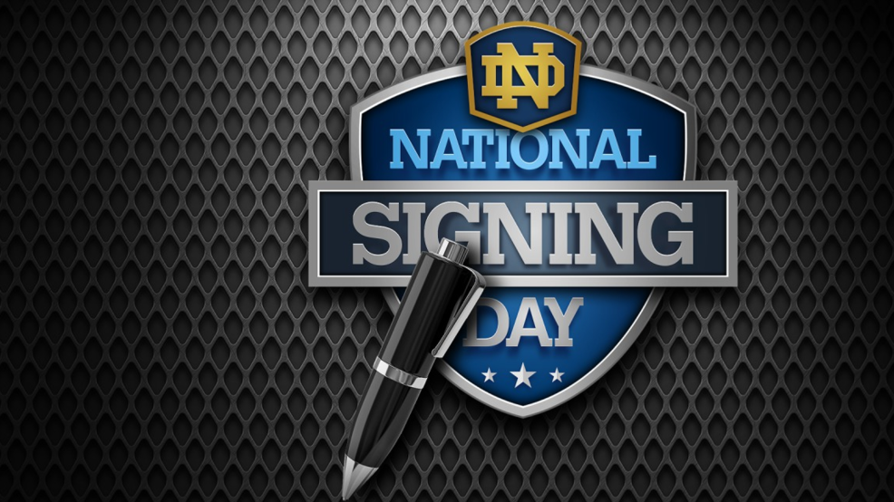 Notre Dame Inks 23 Recruits On National Signing Day 2019 Wsbt