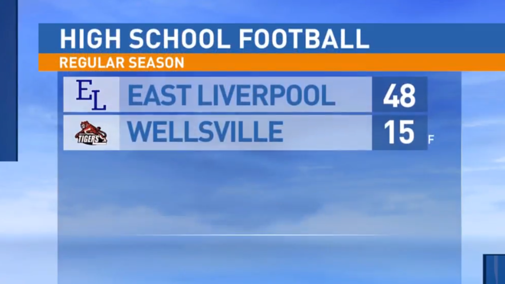 11.1.19: East Liverpool at Wellsville