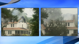 Lightning sets fire, badly damages Johns Island home; people, pets inside escape safely