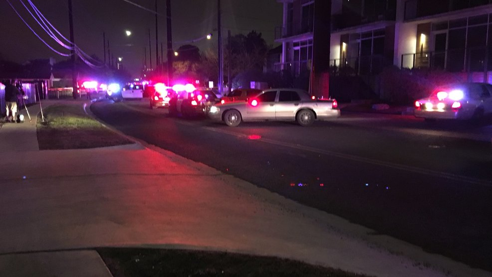 A Man In His 20s Was Shot S Austin Early Friday Morning Photo Cbs