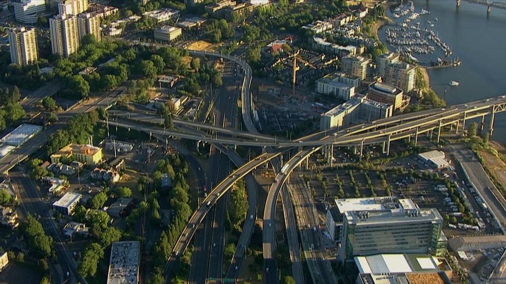 reputable site a0dd3 2f76c ODOT will begin repairs on ramps between I-5 and I-84 Sunday  prepare for  long delays   KATU
