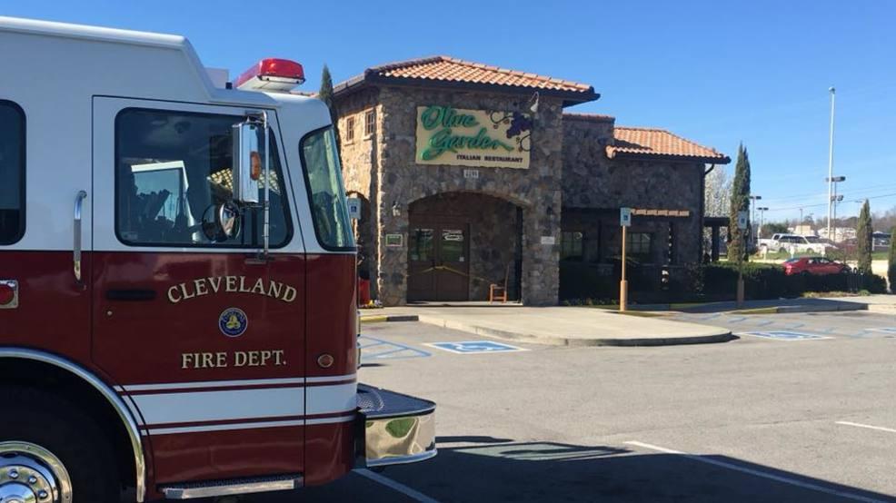 authorities investigate strange odor nauseated employees at cleveland olive garden - Olive Garden Cleveland Tn