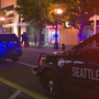 Man wounded in shooting during robbery in Downtown Seattle