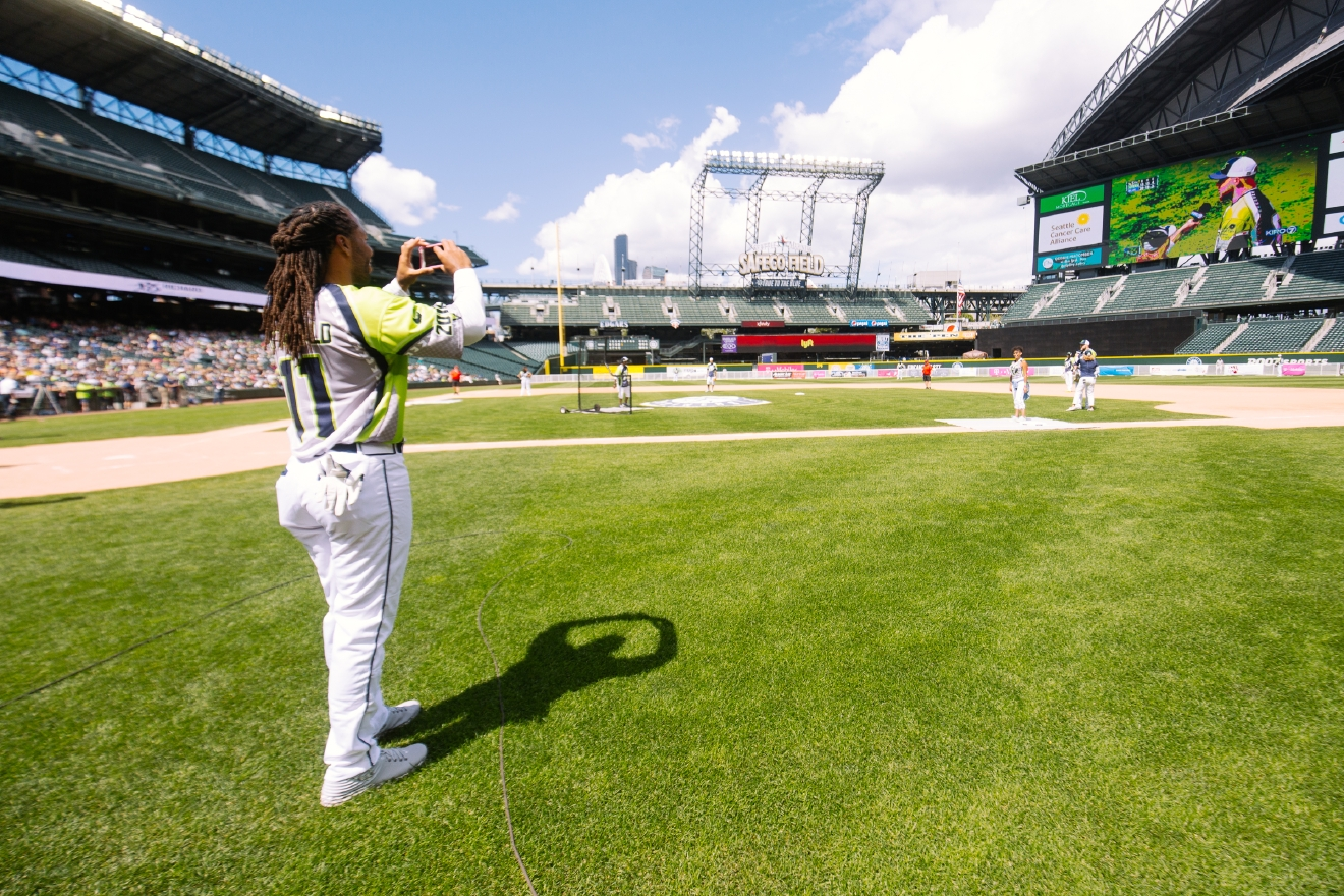 2019 richard sherman celebrity softball game roster