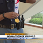 Indiana State Trooper wins gold in 2017 World Police and Fire Games