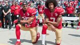 NFL owners approve policy to discipline players who kneel for the national anthem