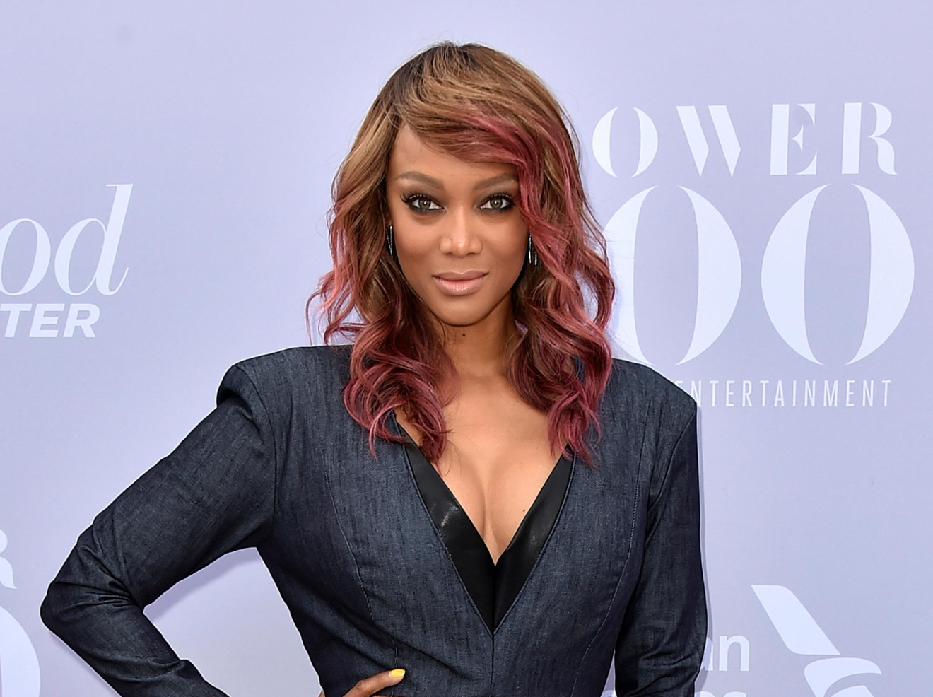 "FILE - In this Dec. 9, 2015 file photo, Tyra Banks attends The Hollywood Reporter's Women in Entertainment Breakfast in Los Angeles. VH1 announced Thursday, March 16, 2017, that Banks will return to host the reality show, ""America's Next Top Model,"" next season. Production is set to begin this summer. (Photo by Jordan Strauss/Invision/AP, File)"