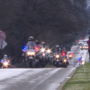 Life of fallen Ashland Police Officer celebrated with procession, memorial