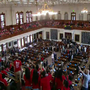 Texas lawmakers scuffle on House floor over SB4