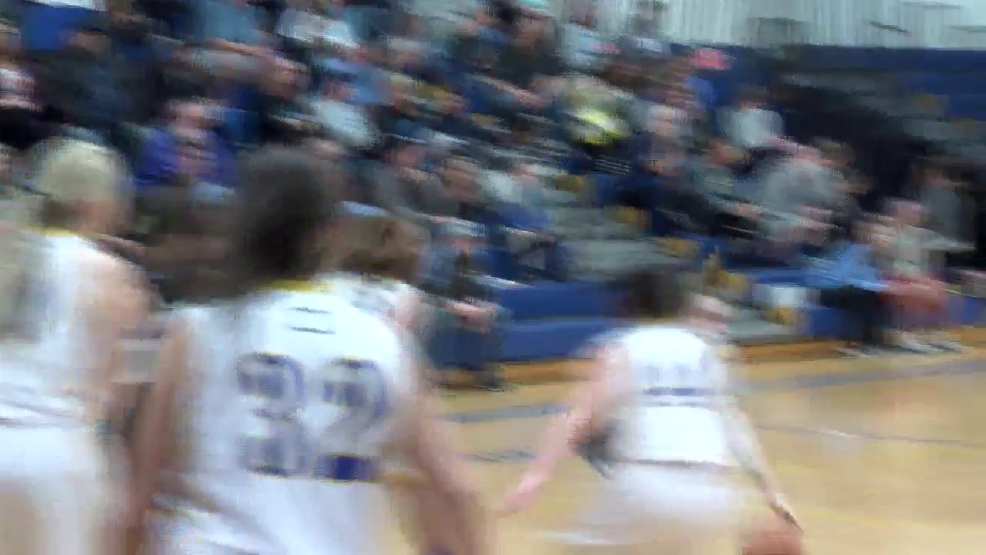 2.23.17 Video - Steubenville Central vs. Bridgeport - high school girls basketball