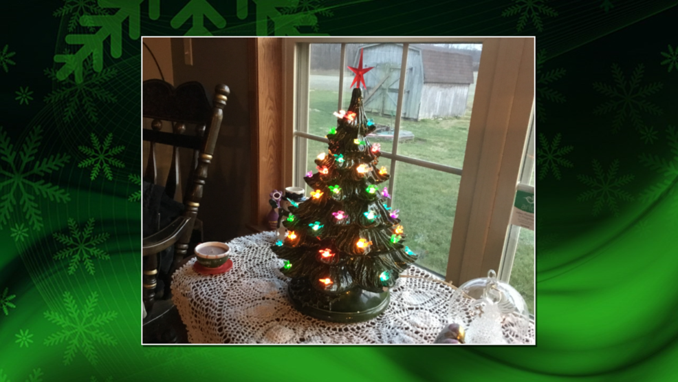 ceramic christmas trees may be worth a lot of money wjac