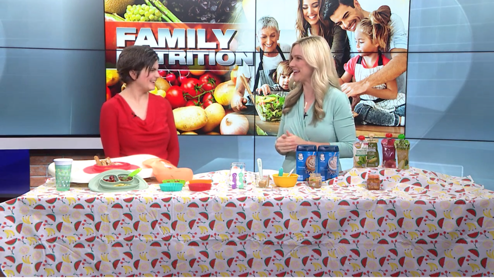 Dietitian Amy Reed offers tips to giving your baby enough iron