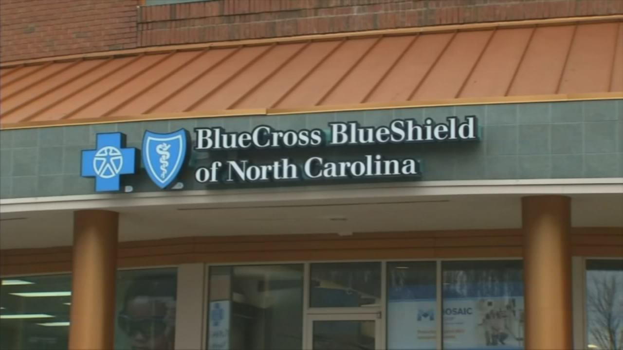Effective today, October 5, 2017, Mission Health's contract with Blue Cross has expired and essentially all Mission Health physicians and facilities are now out-of-network providers with Blue Cross and Blue Shield of North Carolina (BCBSNC). (Photo credit: WLOS Staff)