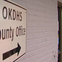 Snake repellent causes Muskogee DHS shutdown