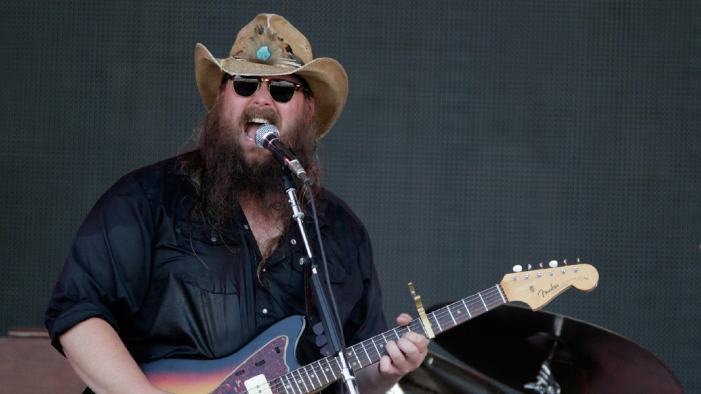 Chris Stapleton, Maren Morris, Eric Church lead CMA nods