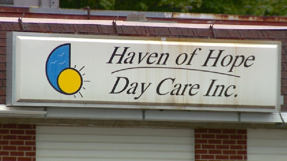 A picture of Haven of Hope in Little Chute. The daycare closed in August 2014. (WLUK)